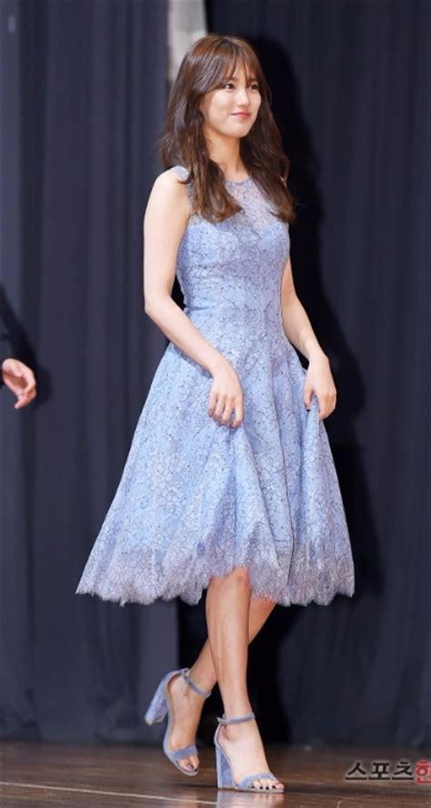 Dress Suzy bae suzy dress korean fashion lookbook sweetnara