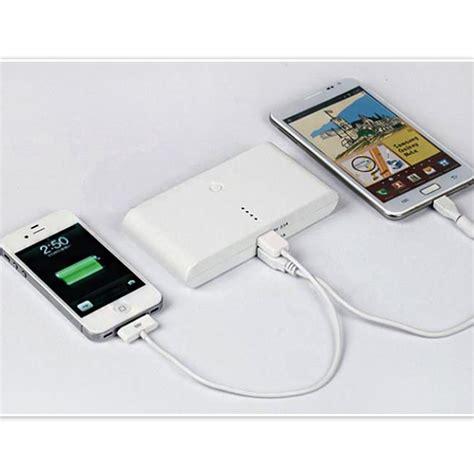 Usb Mp3 Player Mobil buy vox portable power bank 12000 mah with dual usb