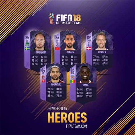 6pm Com Gift Card - fifa 18 heroes cards list