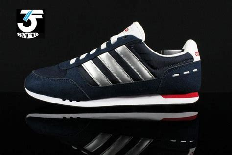 Adidas Neo City Racer Black White List Bnwb sepatu adidas original indonesia city racer 3fsnkr
