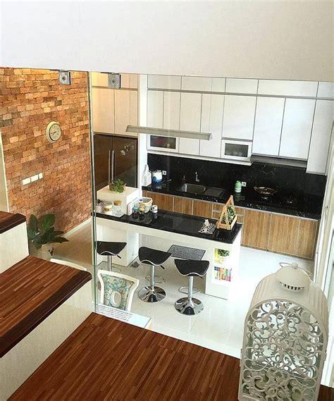desain dapur modern sederhana 35 desain dapur minimalis sederhana dan modern terbaru