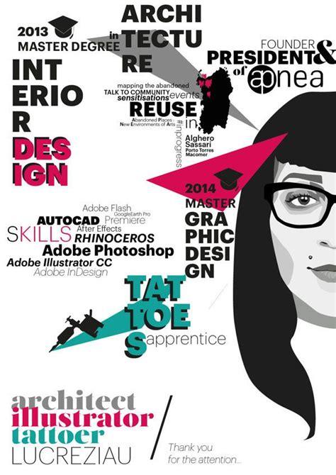 contoh cv design graphic 19 best contoh resume creative images on pinterest