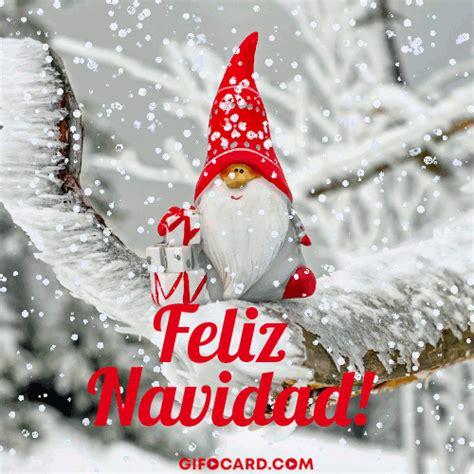 spanish merry christmas gif ecards   click  send