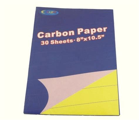 How To Make Carbon Paper - carbon paper purchasing souring ecvv