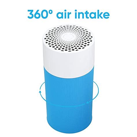 blue 411 air purifier 3 stage with two washable import it all