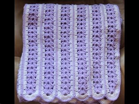 como hacer colchas para bebe crochet manta de beb 233 youtube