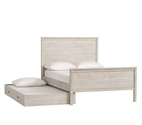 Pottery Barn Trundle Bed Assembly rory trundle pottery barn
