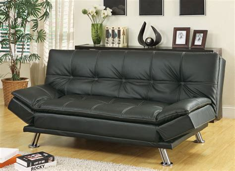 Sofa Bed Collection by Black Leatherette Sofa Bed Collection Co91b Sofa Beds
