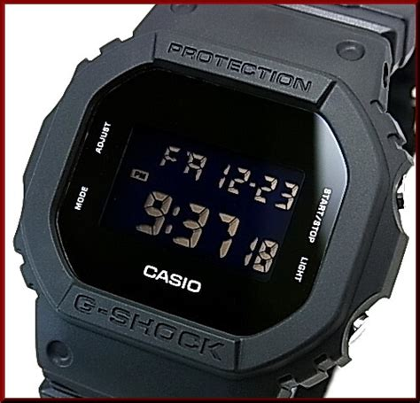 Casio G Shock Fullblack Edition Dw 5600bbn Original bright rakuten global market casio g shockmilitary