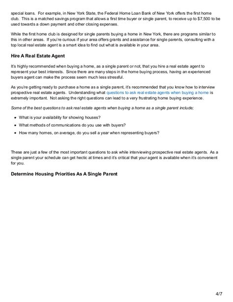 grants for single parents buying a house what are some home buying programs for single mothers mccnsulting web fc2 com