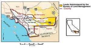 lands managed by palm springs south coast field office