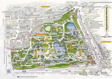 garden design using google maps diario de un viaje a jap 243 n 2008 kanazawa abierto por