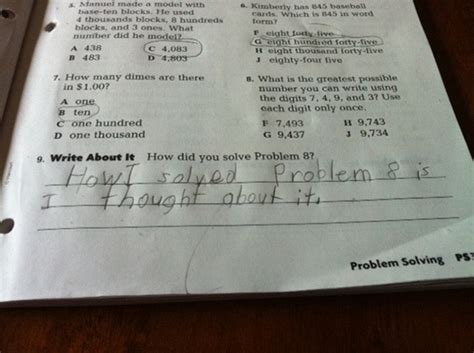 school students worst enemy the answer may you books 22 hilarious homework answers from brilliant 12