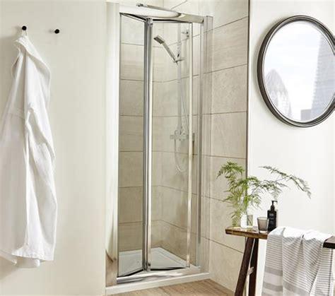Bi Fold Shower Doors 1000mm Beo Framed Bi Fold Shower Door 1000mm