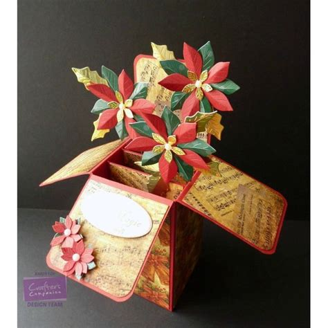 christmas cards box
