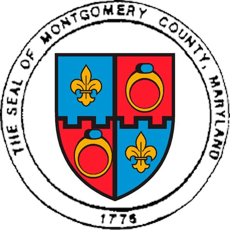 Montgomery County Md Search File Seal Of Montgomery County Maryland Png Wikimedia Commons