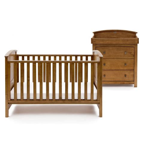 Silver Cross Nursery Furniture Sets Silver Cross Ashby 2 Nursery Furniture Set At W H Watts