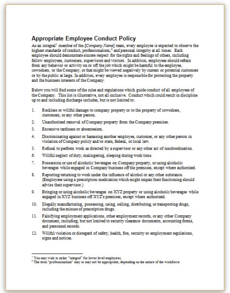 Termination Letter For Theft Of Company Property this sle policy provides an exle of a company s