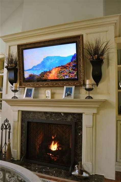 designing around a fireplace 17 best ideas about frame around tv on pinterest frame tv pictures around tv and decorating