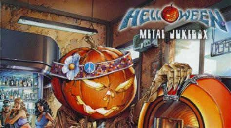 Kaset Helloween Metal Jukebox helloween metal jukebox 1999 aplikita