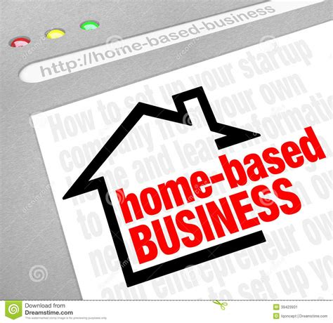 home based business advice information tips website