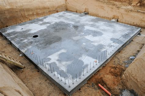 How To Build A Slab Foundation For A Garage by Building Foundations For Shipping Container Homes