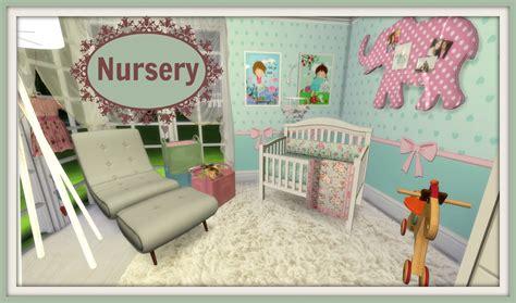 sims 4 nursery sims 4 nursery dinha