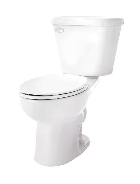 gerber viper comfort height toilet viper 174 1 0 gpf 12 quot rough in two piece elongated ergoheight