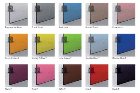 vetri colorati per interni tipologie sap sistemi