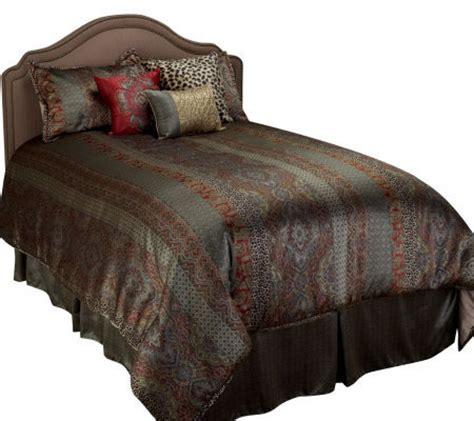 tradewinds comforter amadeus signature tradewinds 7pc jacquard comforter set
