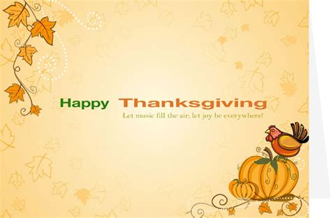 happy thanksgiving card template greeting card sles templates s day
