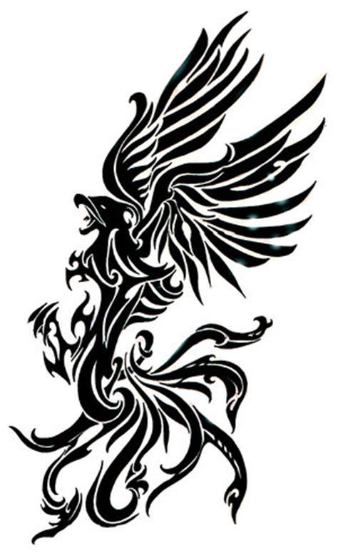 tattoo tribal phoenix phoenix tribal tattoo design tattoo picture photos and