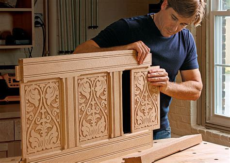 early american blanket chest  project plans