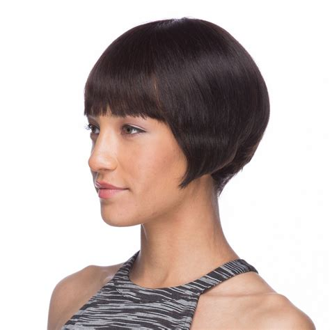 pictures of short wigs short bob 100 human hair wig eldora