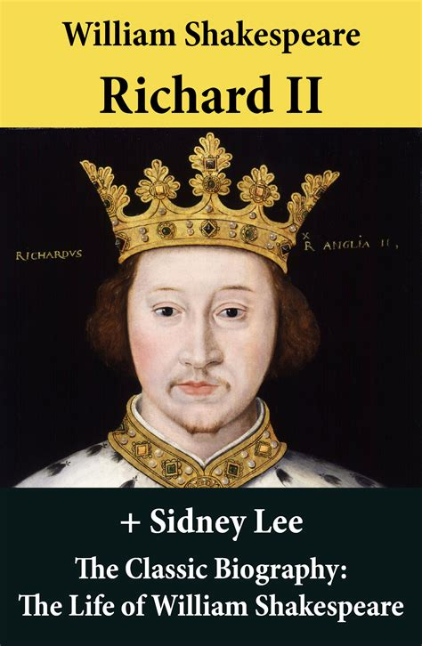 biography of ebook ebook richard ii the unabridged play the classic