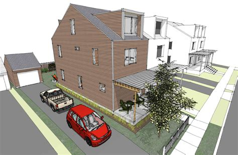 modern row house plans catalog modern house plans by gregory la vardera architect