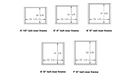 cargo trailer conversion floor plans cargo trailer conversion floor plans pictures