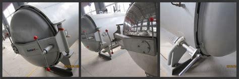 autoclave door view safety door design sumpot product