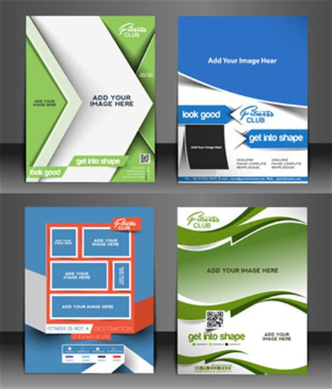 templates flyers corel free template flyers corel draw free vector download