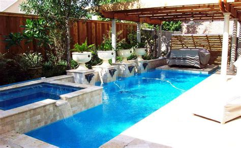 Small Backyard Pools Cost In Ground Pool Cost Inground Gunite Pool Cost Inground Pool Prices Custom Pool Prices Inground