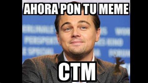 Memes De Leonardo Dicaprio - oscars 2016 161 estos son los memes de leonardo dicaprio