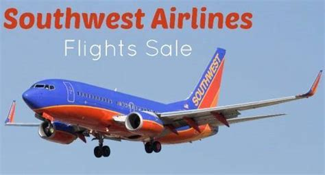 southwest airlines flights as low as 73 free ambi wash free pf changs meals more