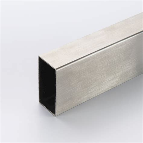 100 x 50 aluminium box section rectangular box section