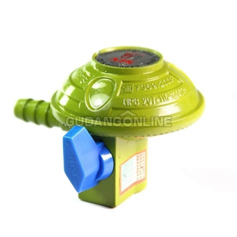 Kompor Gas Nis nis regulator gas lpg low pressure tekanan rendah ni 0707