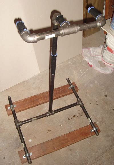 diy home bicycle repair stand do it yourself