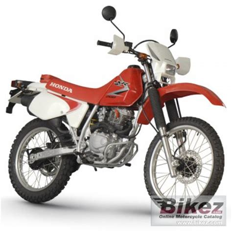 Honda Xr 200 2007 2013 honda xr 200 specifications and pictures