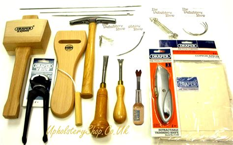 C Upholstery Tool Kit Superior Upholsteryshop Co Uk
