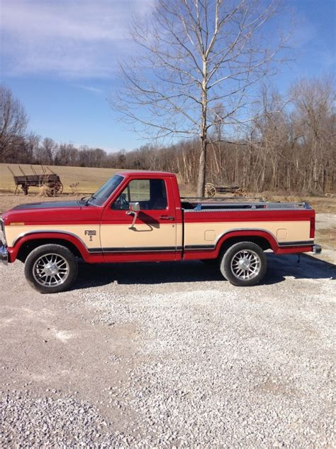 ford truck beds for sale 1986 ford f150 short bed pickup for sale