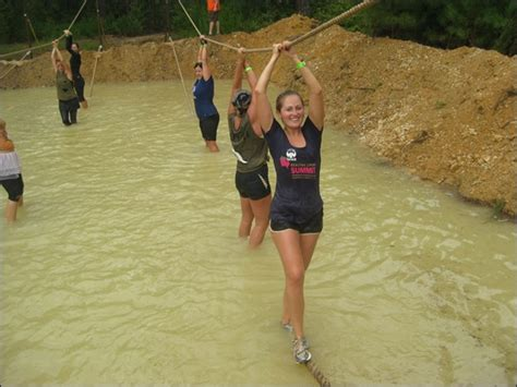living social rugged maniac what s the wackiest race you ve done dole nutrition institute