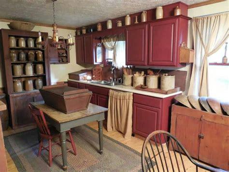 primitive kitchen 1000 ideas about primitive kitchen cabinets on
